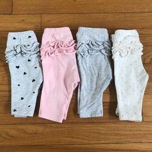 Bundle of Ruffle Pants